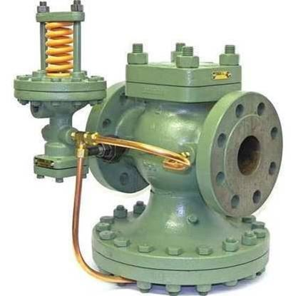 """Picture of 1"""" E-MAIN VALVE 250# FLNG For Spence Engineering Part# E-1-250"""