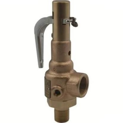 "Picture of 1 1/2"" 137# AIR RELIEF VALVE For Conbraco Industries Part# 19-KGGK-137"