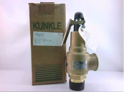 "Picture of 1 1/2"" 150#STEAMRELF 4238#HR For Kunkle Valve Part# 6021GGT01-AM0150"