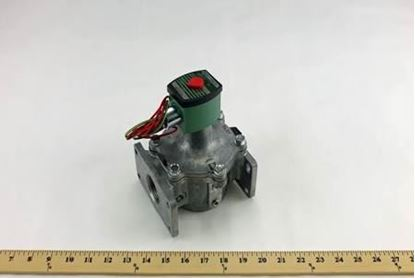"""Picture of 1 1/4"""" N/C 0-5# GAS VALVE For ASCO Part# 8214G261-24V"""