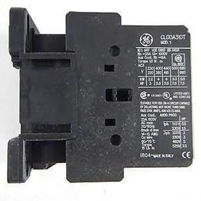 Picture of 25AMP 3POLE SCREW CONTACTOR For General Electric Products Part# CL00A310TS