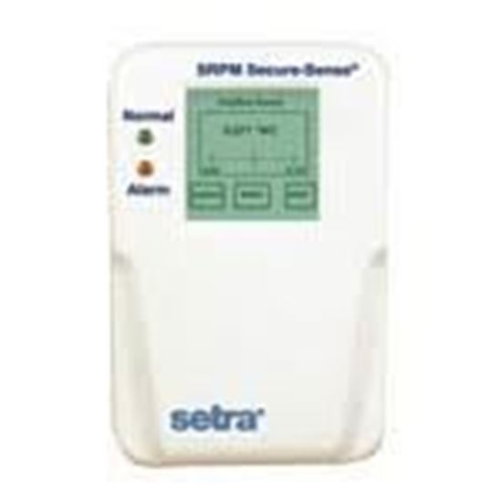 """Picture of .05""""WC Room Condition Monitor For Setra Part# SRPM0R5WBV1E"""