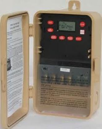 Picture of 7 DAY PROG TIMER For Tork Timers Part# EW103B