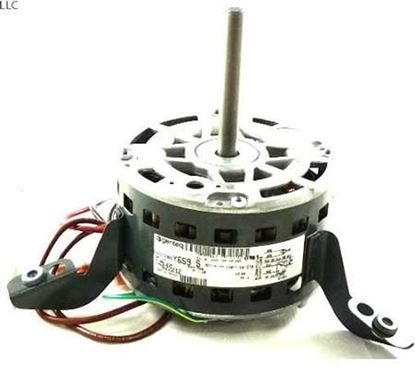 Picture of 1/4hp 6p 2spd Motor For Nordyne Part# 622212