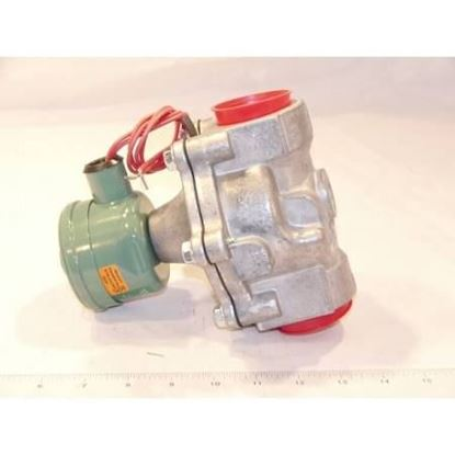 """Picture of 1 1/2""""NC,Xprf 0/25#AirGas,Alum For ASCO Part# EF8215B70"""