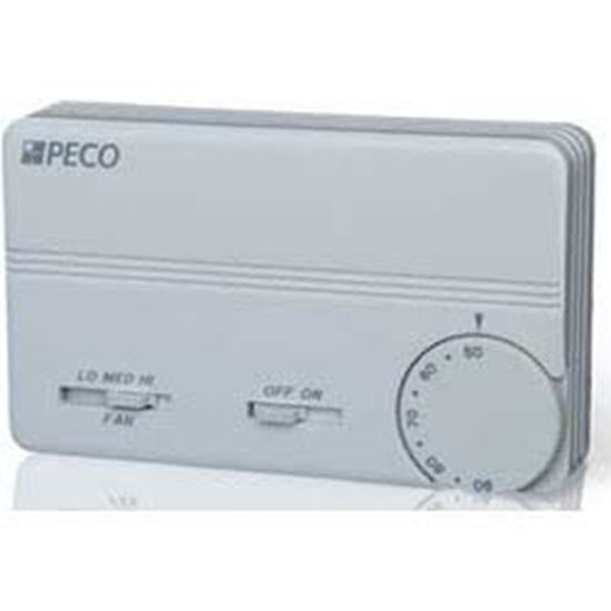 Picture of ElectThermo,ManC/O,Vert/Horiz For Peco Controls Part# TA155-047