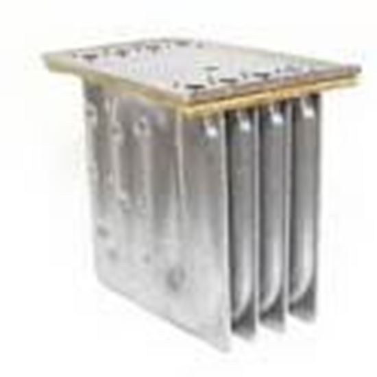 4cell Heat Exchanger For Amana Goodman Part 2521302s