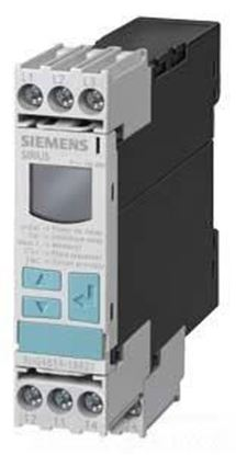Picture of VOLTAGE MONITORING RELAY For Siemens Industrial Controls Part# 3UG4615-1CR20
