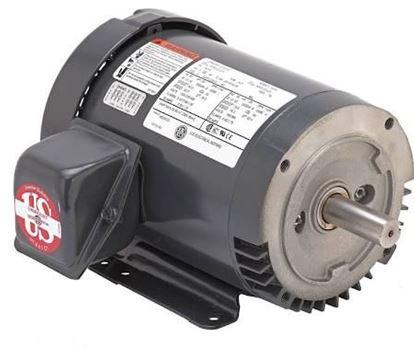 Picture of 1.5hp1755/1440 3Ph 208-230/460 For Nidec-US Motors Part# U32P2DC