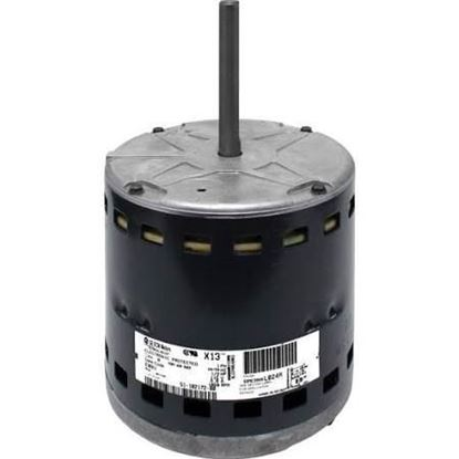X-13 Motor 120V 1/2 hp BLANK:  HVAC Parts: Heating/Ventilation and Air Conditioner Parts & Suppliers