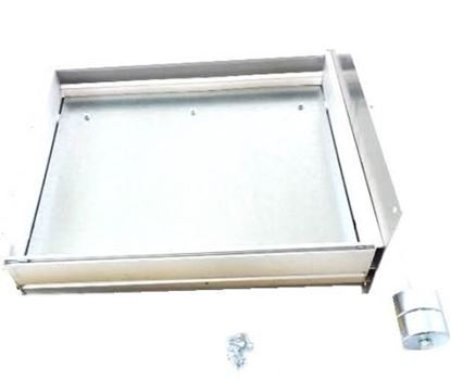"""Picture of 12""""X10"""" STATIC # REG.DAMPER For ZoneFirst Part# SPRD-12X10"""
