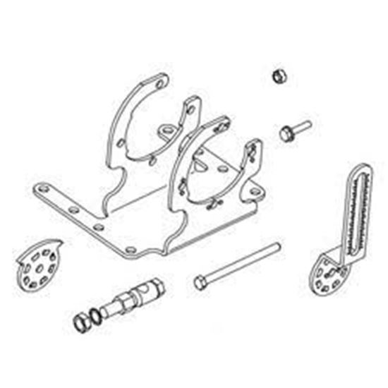 Remote Mounting Kit For Johnson Controls Part M9208 100
