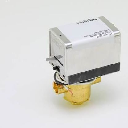 "Picture of 1/2"" SWT 3W N/C 120V 1.5cv For Schneider Electric (Erie) Part# VT3211G13B020"