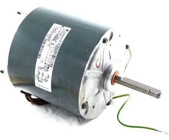 Picture of 1/2HP 203/230V COND FAN MOTOR For Carrier Part# HC44VL603