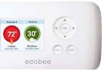 Picture of HomeSmartStat 7-Day 2H/2C Auto For Ecobee Part# EB-SMARTSI-01