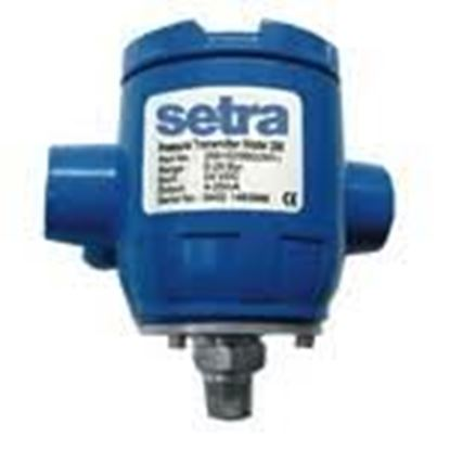 """Picture of 0/150# 1/4"""" # Xducr;4-20mA Out For Setra Part# 2561150PG2M11"""