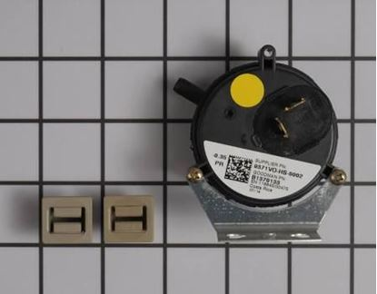 "Picture of -.35""wc SPST Pressure Switch For Amana-Goodman Part# B1370133"