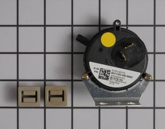"""Picture of -.35""""wc SPST Pressure Switch For Amana-Goodman Part# B1370133"""
