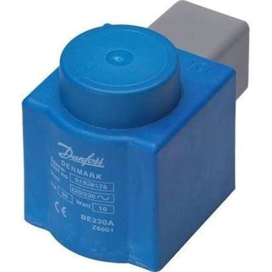 230v 10watt Din Coil For Danfoss Part 018f6193 Hvac
