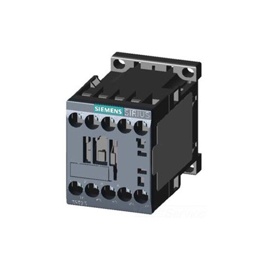 Picture of 120V 20AMP 4P 4N/O CONTACTOR For Siemens Industrial Controls Part# LEN00B004120B