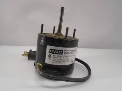 Picture of 1/100HP 115V 1500RPM CCW Motor For Regal Beloit-Fasco Part# D1109