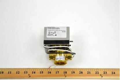 "Picture of 1/2"" 2W N/C 120V NPT 3.5Cv For Schneider Electric (Erie) Part# VT2223G13B020"