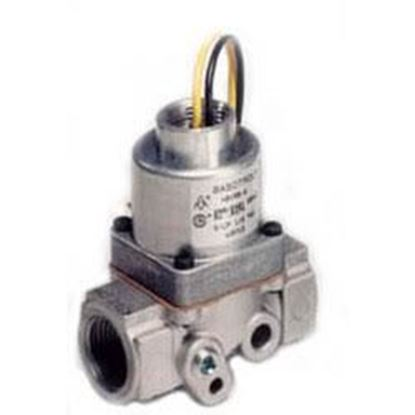 "Picture of 1/2"" Gas Valve 24v 240kBTU For BASO Gas Products Part# H91DG-4"