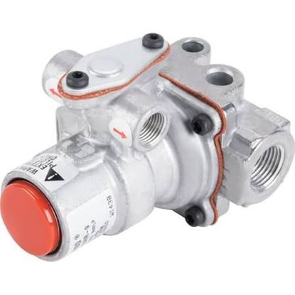 Picture of 120V DUAL OPERATOR GAS VALVE For BASO Gas Products Part# G96HAA-5