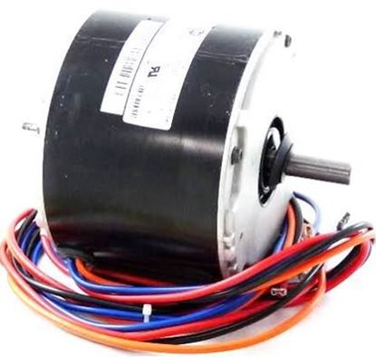 Picture of 1/4hp 2spd Fan Motor 48 Frame For Nordyne Part# 622018