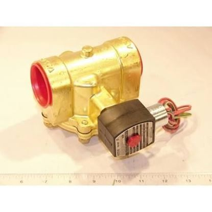 """Picture of 1 1/2""""NC,Xprf,5/150#Air/Water For ASCO Part# EF8210G22"""