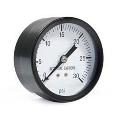 "Picture of 0/30# 2.5"" Steam # Gauge For Burnham Boiler Part# 100325-01"