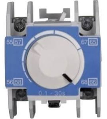 Picture of .1-30sec PNEUMATIC TIMER NO/NC For Cutler Hammer-Eaton Part# C320TP1