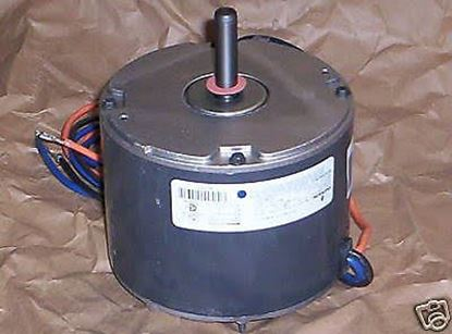 Picture of 1/4HP 1Sp CW Cond Fan Motor For Nordyne Part# 621912