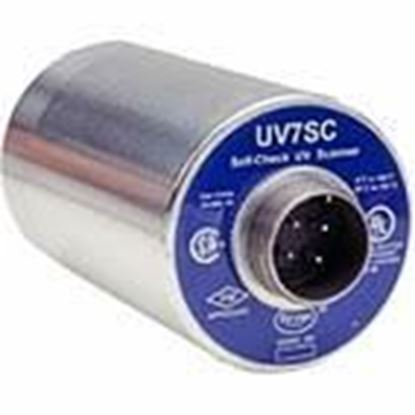 "Picture of 1""NPT UV SELF CHECK SCANNER For Fireye Part# UV7SC"
