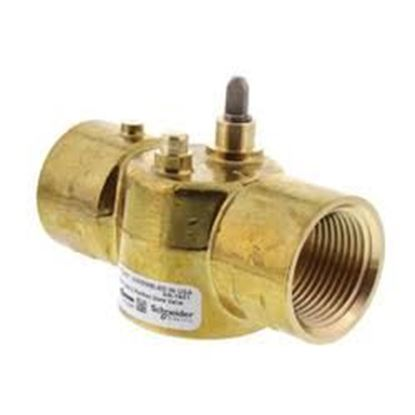 "Picture of 1""NPT VALVE 8.0CV, 2-WAY  For Schneider Electric (Erie) Part# VT2427"