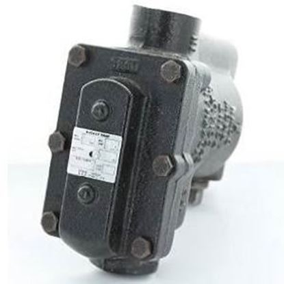 """Picture of 185,1 1/2""""ANGLE SUPPLY VALVE For Xylem-Hoffman Specialty Part# 405111"""