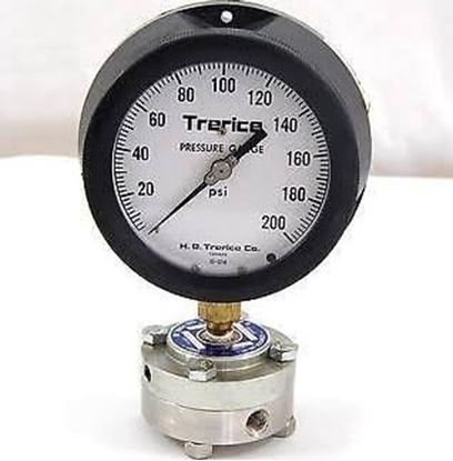 """Picture of 12"""" Thermometer,30/240F For Trerice Part# CX92403-07"""