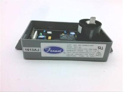 Picture of 120V Ignition Module For Detroit Radiant Part# MARK10DX-117