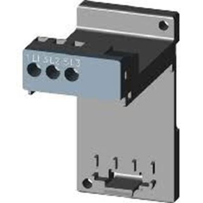 Picture of STAND ALONE INSTALL BRACKET For Siemens Industrial Controls Part# 3RU2916-3AA01