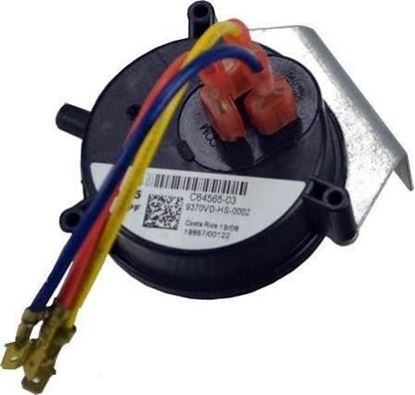"""Picture of -.75""""WC SPST PRESSURE SWITCH For Amana-Goodman Part# C6456503"""