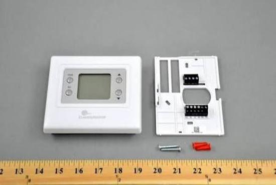 1heat 1cool programmable stat for climatemaster part. Black Bedroom Furniture Sets. Home Design Ideas