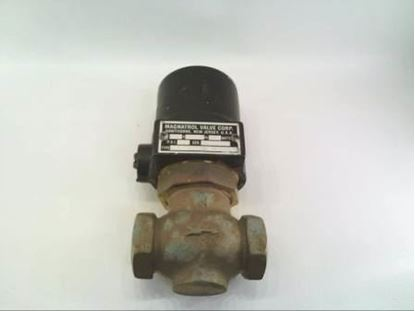 "Picture of 1 1/2"" N/C 0/115#, 120VAC For Magnatrol Solenoid Valves           Part# 35A46"