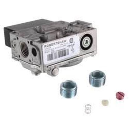 "Picture of 1/2"" HSI 24v DualValve W/LPkit For Robertshaw Part# 722-051"