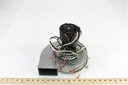 Picture of 230V COMBUSTION MOTOR ASSEMBLY For Aaon Part# R76800