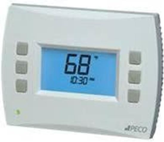 Picture of 2H/2C Programmable T-Stat For Peco Controls Part# T4522-001