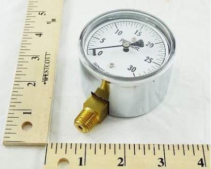 """Picture of 1/4"""" NPT BTM MNT CONN 0-30""""wc For Kodiak Controls Part# 25-30WC"""