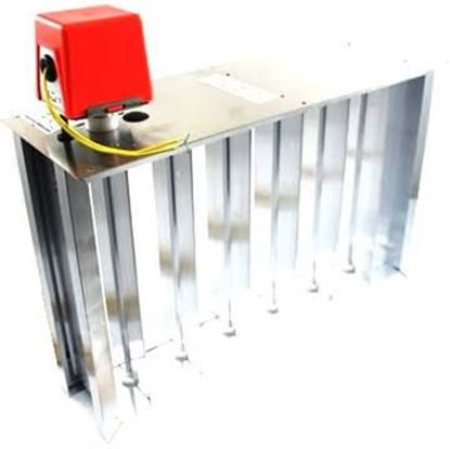 Picture of 12hX18w PARALLEL 24v 2-POS S/R For ZoneFirst Part# ZDB-12X18