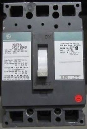 Picture of 3P 240V 70A Breaker For General Electric Products Part# TEB132070