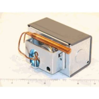 Picture of 180-240F SPST IMMERSN AQUASTAT For Burnham Boiler Part# 80160402
