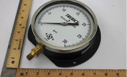 "Picture of 0-90# 6""Gauge 1/4"" LowerMount For Trerice Part# 500XB6002LA090"